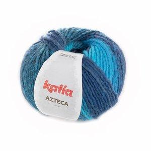 Katia Azteca blauw (7851)