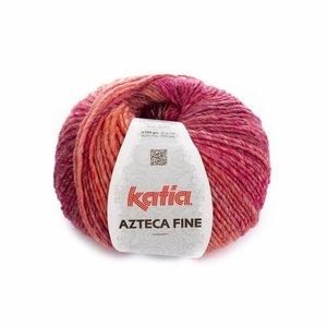 Katia Azteca Fine oranje/koraal (213)