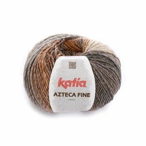 Katia Azteca Fine bruin/oranje (206)
