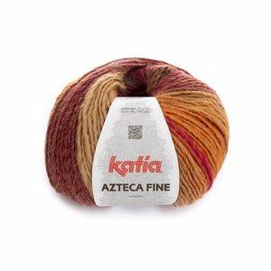 Katia Azteca Fine oranje/oker (203)