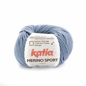 Katia Merino Sport blauw (48)
