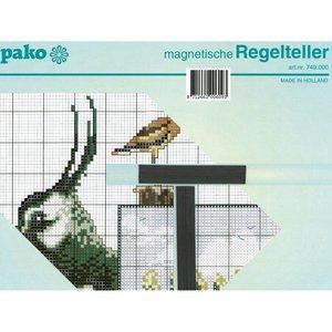 Pako Magnetische Regelteller