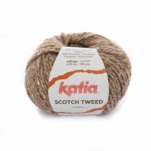 Katia Scotch Tweed Notebruin (61)