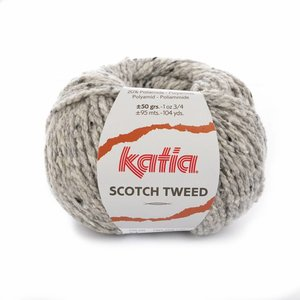 Katia Scotch Tweed Licht grijs (64)
