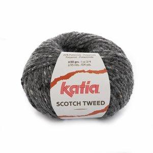 Katia Scotch Tweed Donker grijs (65)
