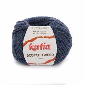 Katia Scotch Tweed Nachtblauw (66)