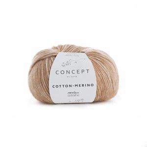 Katia Cotton-Merino Camel (123)