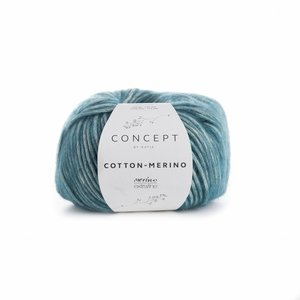 Katia Cotton-Merino Groen/blauw (126)