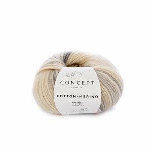 Katia Cotton-Merino plus beige-grijs (200)