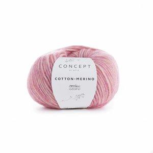 Katia Cotton-Merino roze (119)