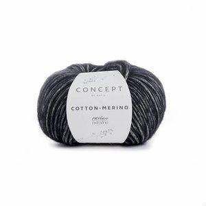 Katia Cotton-Merino zwart (108)