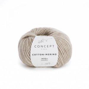 Katia Cotton-Merino beige (104)