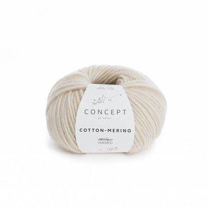Katia Cotton-Merino lichtbeige (101)
