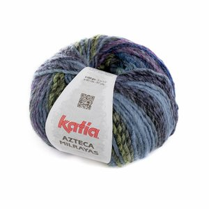 Katia Azteca Milrayas Groen/Blauw/Paars (709)