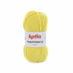 Katia Marathon 3.5 licht geel (16)