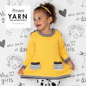 Scheepjes Yarn afterparty 28 Sunshine Dress
