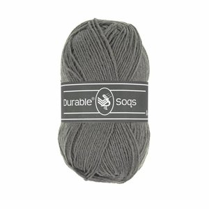 Durable Soqs Charcoal (2236)