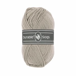 Durable Soqs Opal grey (401)