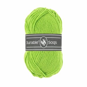 Durable Soqs 2155 - Apple green