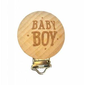 "Speenclip ""Baby Boy"""