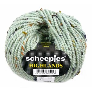 Scheepjes Highlands Zachtgroen (505)