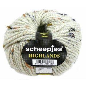 Scheepjes Highlands Ecru (500)