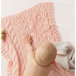 Phildar Breipakket: Babydekentje Blanche (152-17)