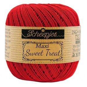 Scheepjes Sweet Treat Red (722)