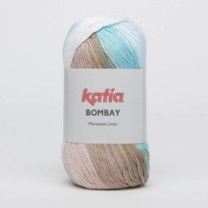 Katia Bombay blauwgroen/grijs (2031)