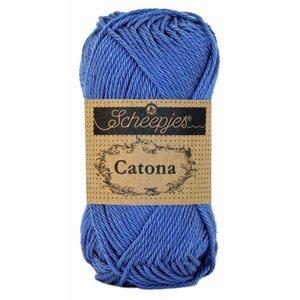 Scheepjes Catona 10 gram Capri Blue (261)