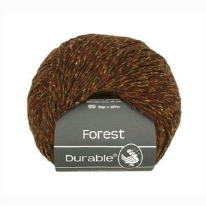 Durable Forest Rood gemêleerd (4011)