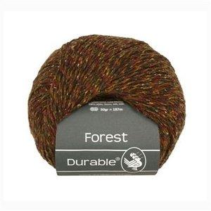 Durable Forest 4010 - Bruin/rood gemêleerd