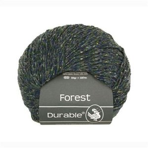 Durable Forest Blauw gemêleerd (4005)
