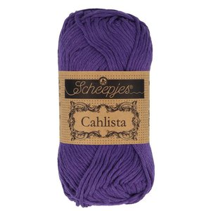 Scheepjes Cahlista 521 - Deep Violet