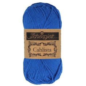 Scheepjes Cahlista Electric Blue (201)