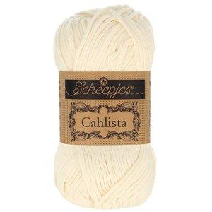Scheepjes Cahlista 130- Old Lace