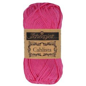 Scheepjes Cahlista Shocking Pink (114)