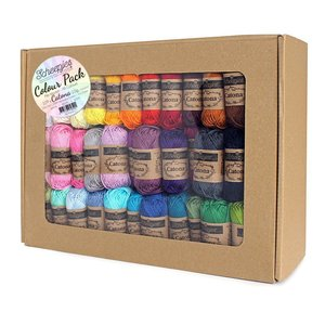 Scheepjes Catona 10 gram Colour Pack