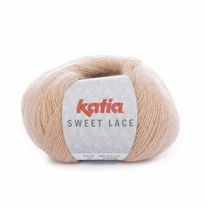 Katia Sweet Lace Zeer licht bleekrood (10)