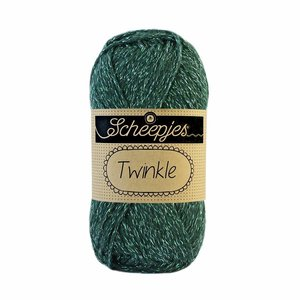 Scheepjes Twinkle 923 - donker groen