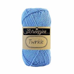 Scheepjes Twinkle midden blauw (917)
