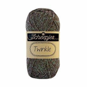 Scheepjes Twinkle chocolade bruin (905)