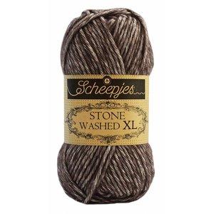 Scheepjes Stone Washed XL 869 - Obsidian