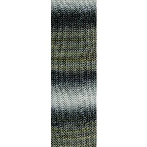 Lang Yarns Mille Colori Socks & Lace grijs/bruin (24)