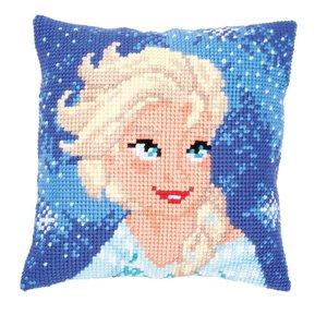 Vervaco Kussen Frozen Elsa