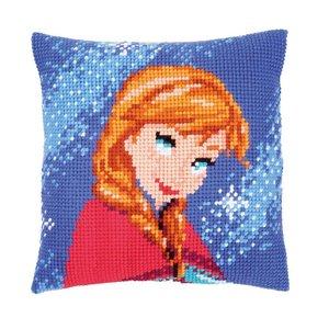 Vervaco Kussen Frozen Anna