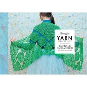 Scheepjes Haakpakket: Emerald omslagdoek Yarn afterparty 03