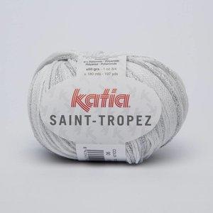 Katia Saint Tropez Wit-Zilver (90) op = op