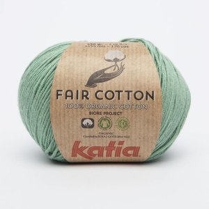 Katia Fair Cotton Mintgroen (17)