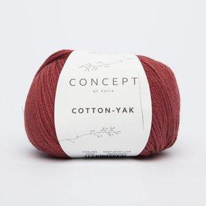 Katia Cotton-Yak 105 Rood